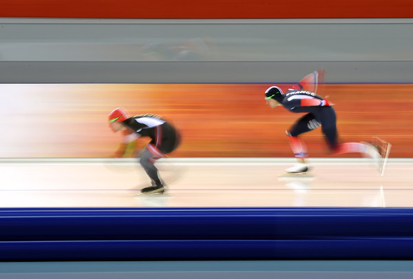 PHOTOS: Men's 1000m Speed Skating at Sochi 2014 Winter Olympics