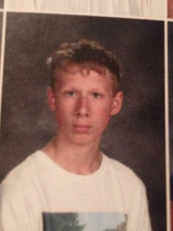 . Karl Pierson from the 2012 Arapahoe High School Year Book.