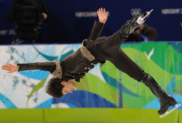 PHOTOS: The Best of Olympic Figure Skating from Vancouver Olympics 2010
