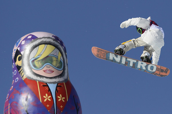Photos: Sochi 2014 Winter Olympics – Men's Snowboard Slopestyle qualifications