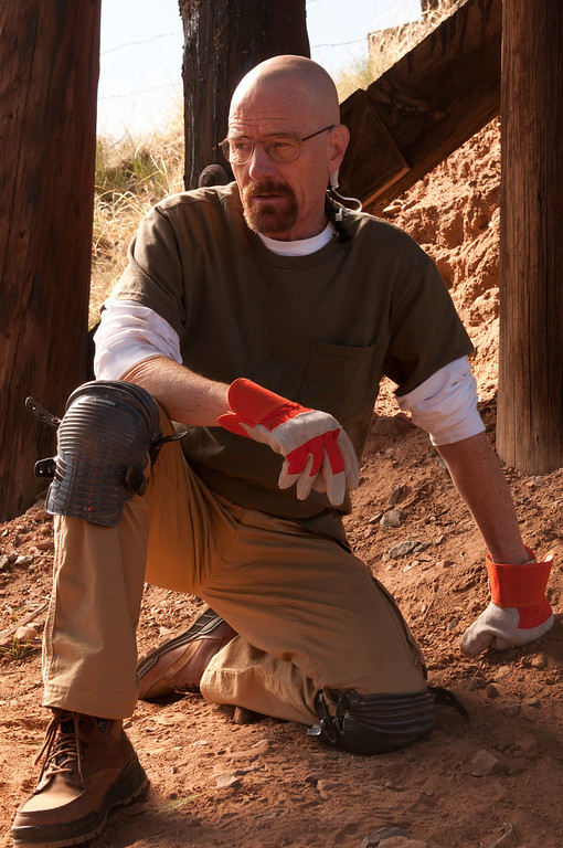 ". Walter White (Bryan Cranston) - BBreaking Bad_Season 5, Episode 5_""Dead Freight\"" - Photo Credit: Gregory Peters/ AMC"