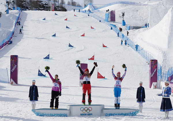 PHOTOS: Women's Parallel Giant Slalom at 2014 Sochi Winter Olympics
