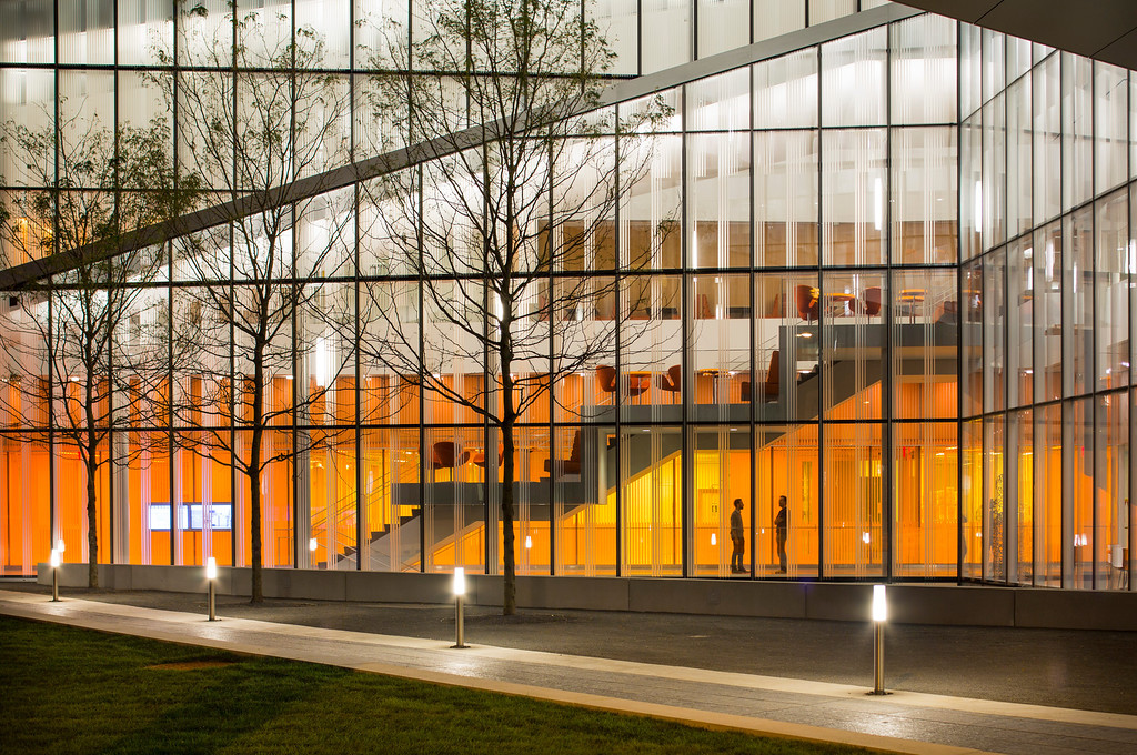 . UPENN, Singh Center for Nanotechnology, Location: Philadelphia PA, Architect: Weiss/Manfredi Architects