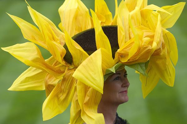 PHOTOS: Annual Royal Ascot horse racing