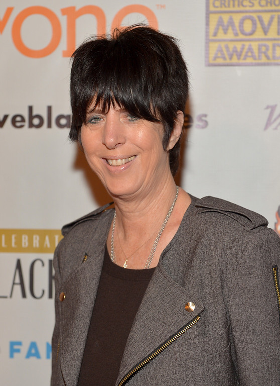 . WEST HOLLYWOOD, CA - JANUARY 07:  Songwriter Diane Warren attends the celebration of black cinema hosted by Broadcast Film Critics Association at House of Blues Sunset Strip on January 7, 2014 in West Hollywood, California.  (Photo by Charley Gallay/Getty Images for BFCA)